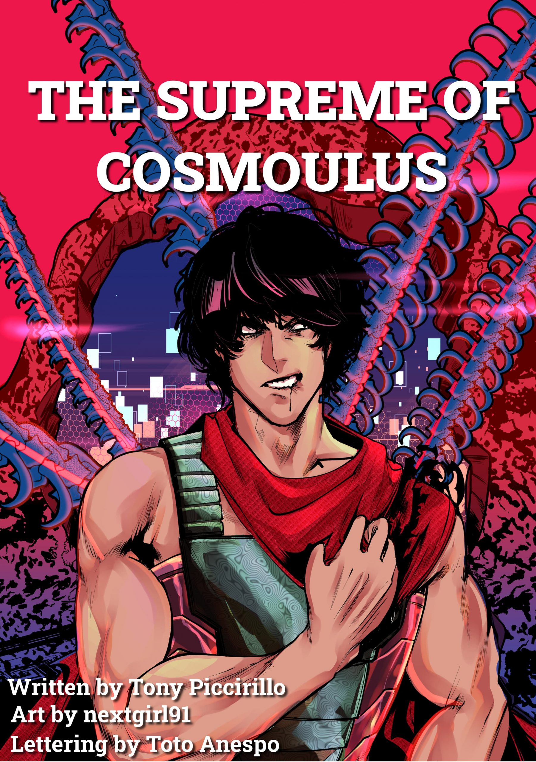 The Supreme of Cosmoulus Cover